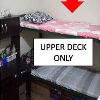 Female Bedspacer
