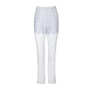 Dd Collective Lace Gladiolus Pants
