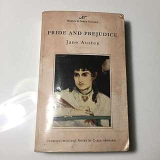 Pride & Prejudice (Jane Austen)