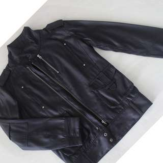 VANQUISH Navy Blue Men's Jacket (from Japan)