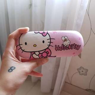 Kotak Kaca Mata Hello Kitty