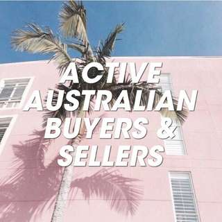 Active Buyers And Sellers