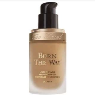 BORN THIS WAY FOUNDATION *REDUCED*