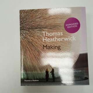 Thomas Heatherwick - Making Expanded Edition (With Autograph Dated March 2015)