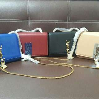 YSL Clutch Bag With Tussle Available Onhand