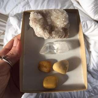 crystal pack