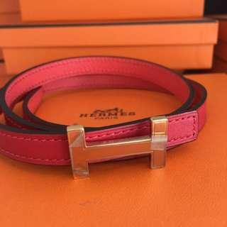 Authentic HERMES 13mm Belt Kit