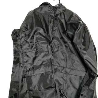 Black Spray Jacket