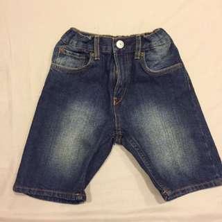 H&M 男童 牛仔短褲