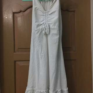Mini Dress Putih