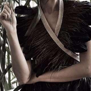 IXIAH THE LABEL Fur Vest