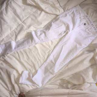 White Skinny Jeans Cotton On