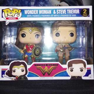 [PRE-ORDER] Wonder Woman 2-pack Funko Pop