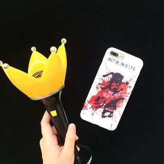 GD iPhone Case ( ACT III M.O.T.T.E)