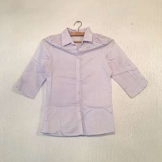 UNBRANDED Long-Sleeved Polo