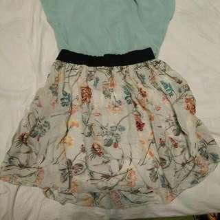 超級無敵美的短裙
