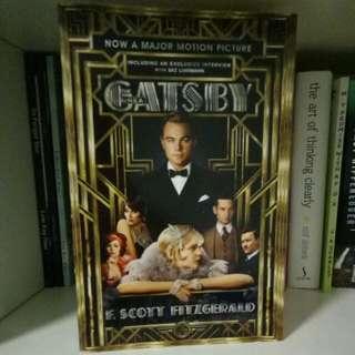 The Great Gatsby Novel