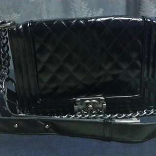 REPRICED!! Chanel Le Boy (UKAY)