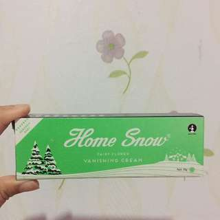 HOME SNOW VANISHING CREAM