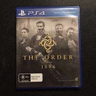 The Order 1986 PS4 Game