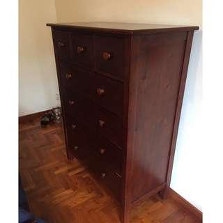 Children's Dresser - Wood