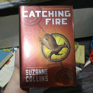 the hunger games catching fire HARD BOUND