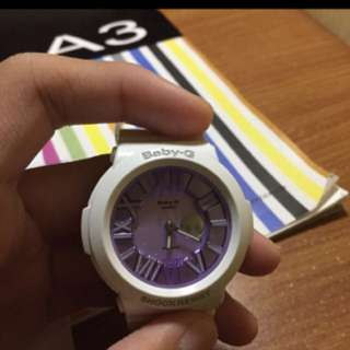 Limited Edition Baby G Watch Bought Not Log Ago