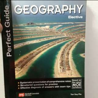 geography elective notes