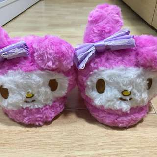 My Melody Indoor Shoes