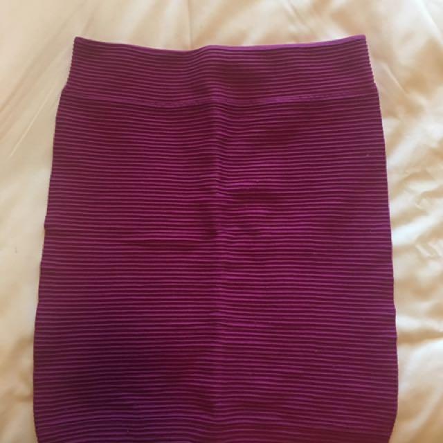 2 Bandage Skirts Bright