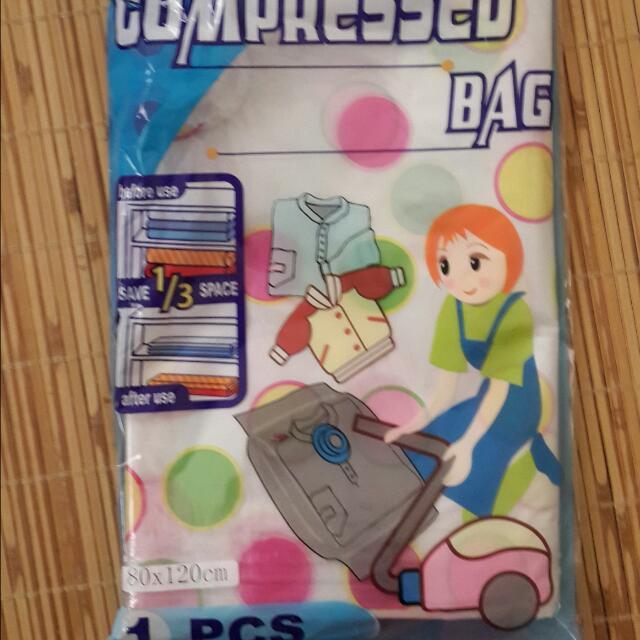 超大真空壓縮袋