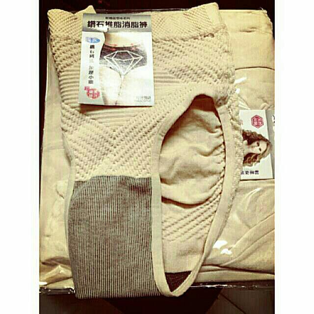鑽石推脂消脂褲  原價390元 太陽棉保暖衣原價590元