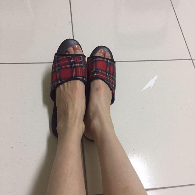 室內拖鞋 二手女生 24.5 台灣製造 #畢業大出清