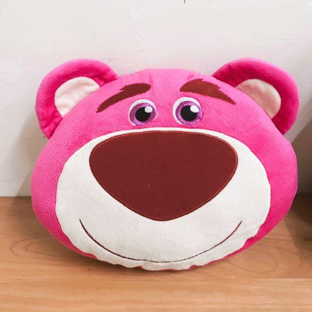 玩具總動員 熊抱哥 小抱枕 #畢業大出清