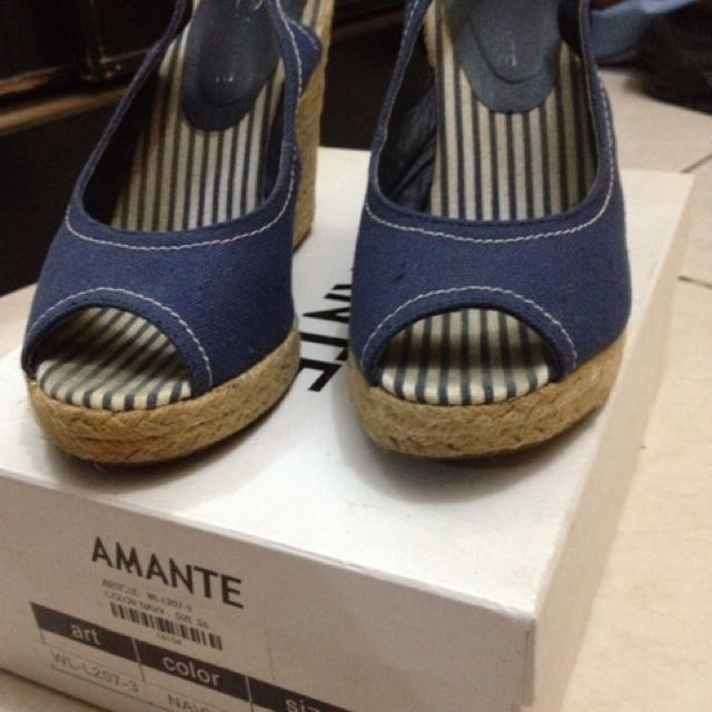AMANTE-wedges