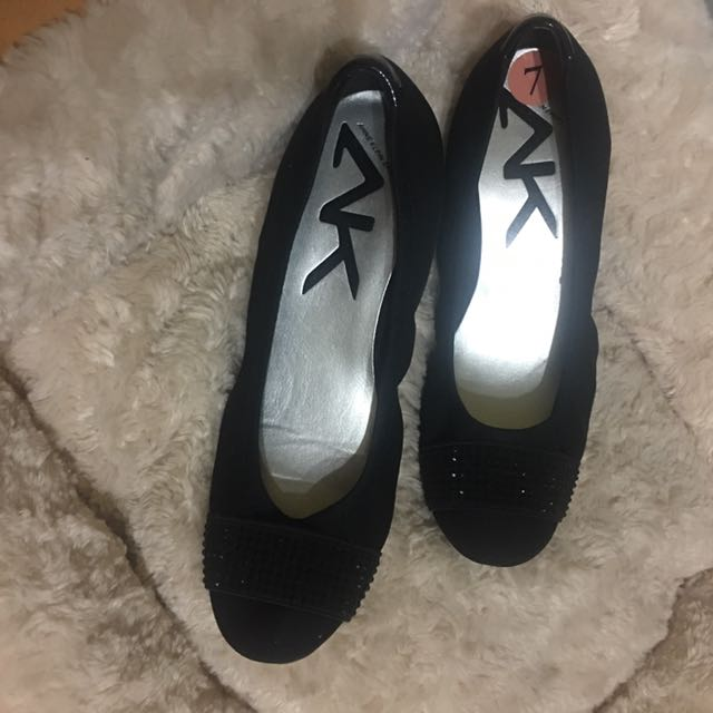 Anne Klein Low Wedge Shoes