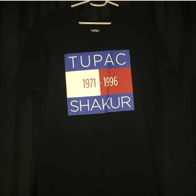 Authentic Paid In Full Tupac Shirt