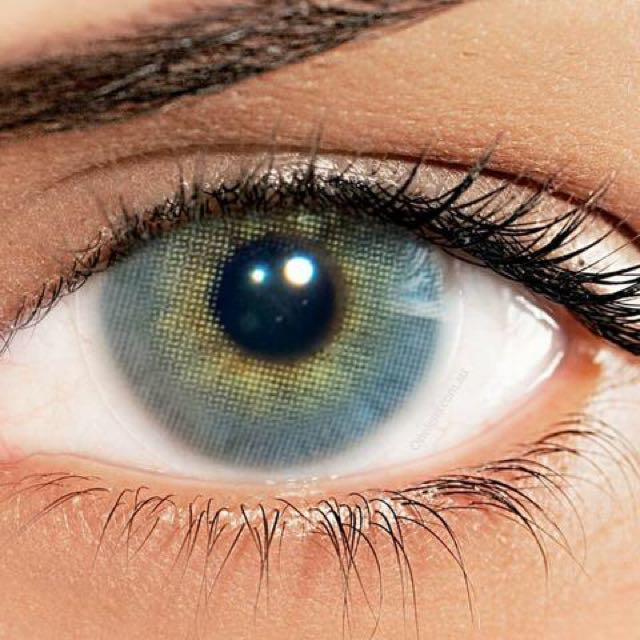 Authentic Solotica Hidrocor Lenses