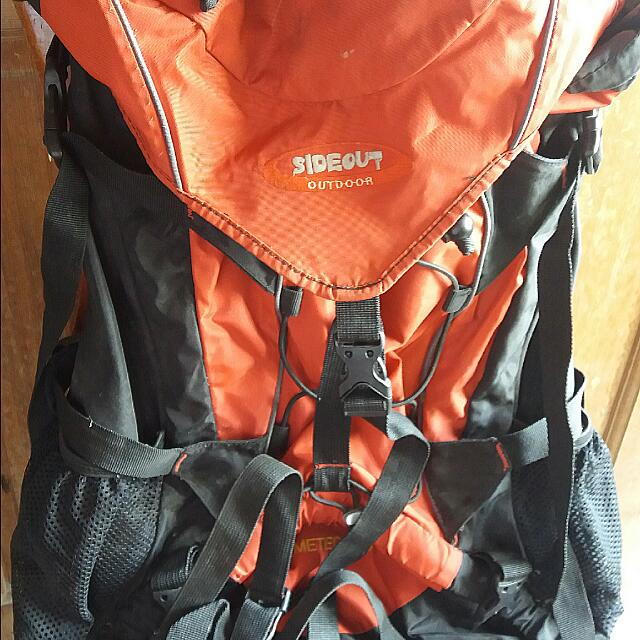 Backpack For Hiking/Travel (50L)