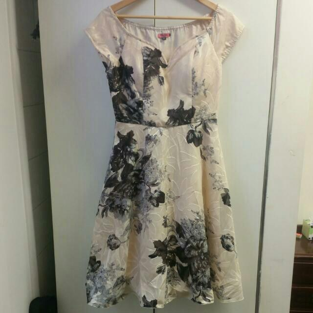 Ball Dress/ Wedding Frock