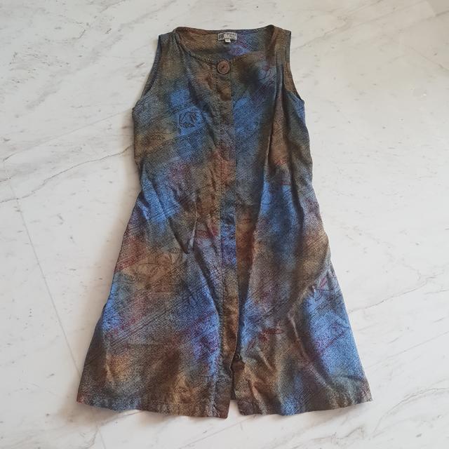 Batik Tulis ATBM Dress