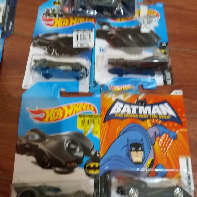 Batman Set Of 5