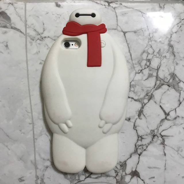 Baymax case for iPhone 6/6s
