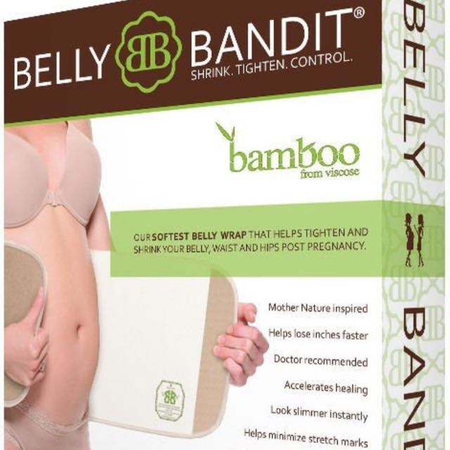 Belly Bandit Bamboo - Size XS - Natural Colour