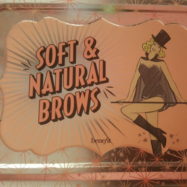 Benefit Soft And Natural Brows Kit!