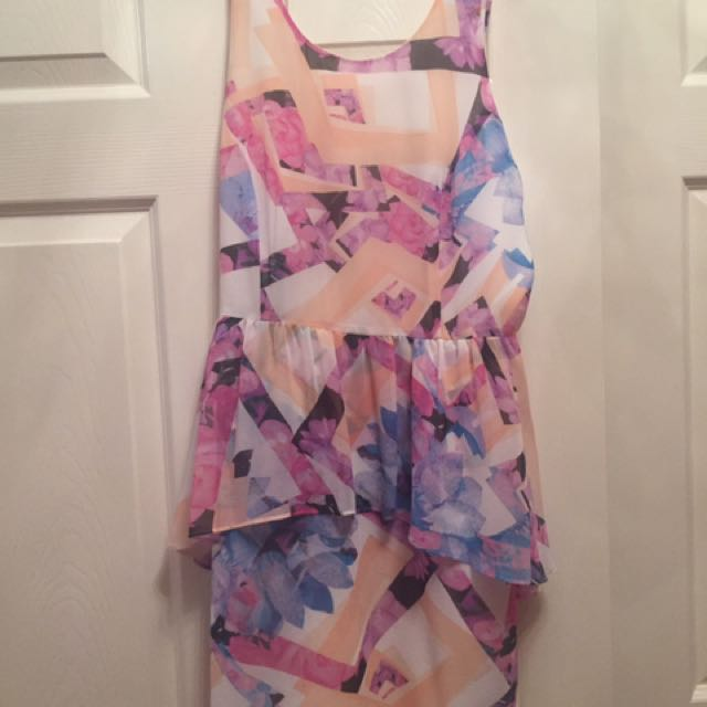 Bettina Liano Dress Sz 12