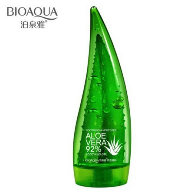 BioAqua Aloe Vera Soothing Gel 160ml