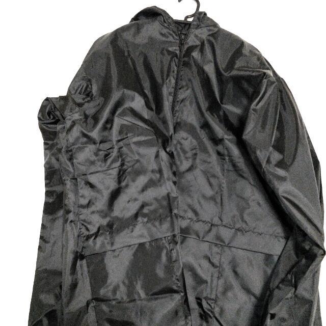 Black Spray Jacket
