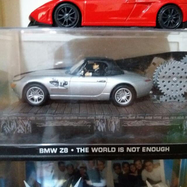 Bmw Z8 The World Is Not Enough