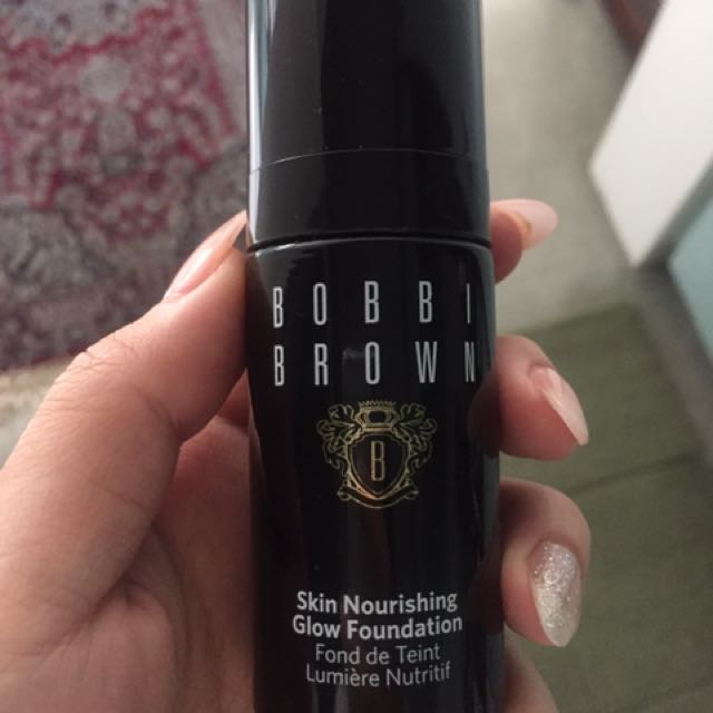 Bobbi Brown Skin Nourishing Glow Foundation